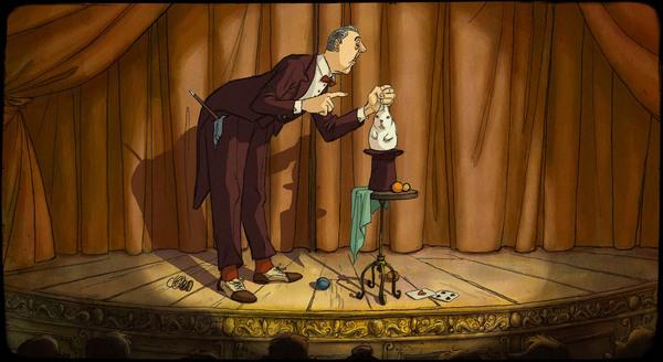 Risultati immagini per l'illusionista 2010