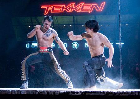 Oddio, ma come mai sarà Tekken?