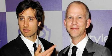 Ryan Murphy e Brad Falchuk. They're no Mick Garris.